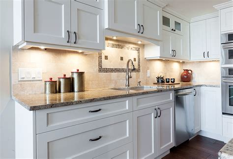 Functional Kitchen Design | functional kitchen design modernizes 80s waterfront condo