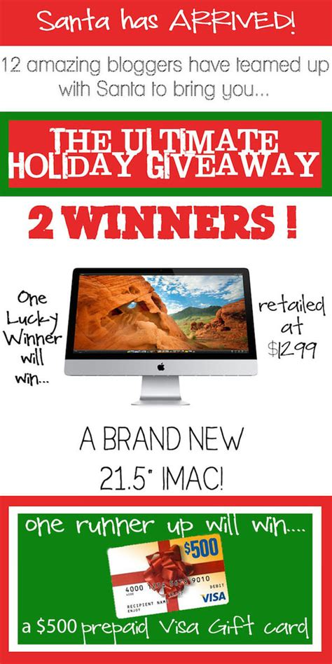 Apple Gift Card To Cash - apple imac 500 cash gift card giveaway closed iowa girl eats