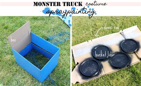grave digger monster truck costume the 25 best monster truck costume ideas on pinterest