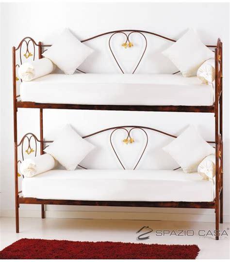 letto a ferro divano letto a in ferro battuto marilyn