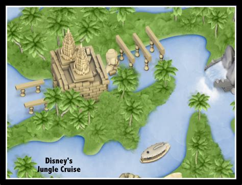 map world jungle a disney world scrapbook get these disney