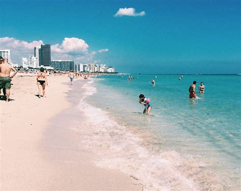 ten best beaches in miami from south to crandon - Best Beaches In Miami
