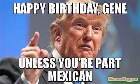 Meme Gene - happy birthday gene off topic www head case org