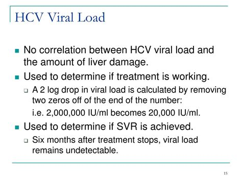 hiv viral load numbers ppt interpreting your biopsy and lab results powerpoint
