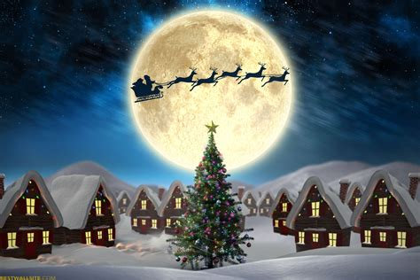 Santa Claus Coming santa claus is coming to town bestwallsite