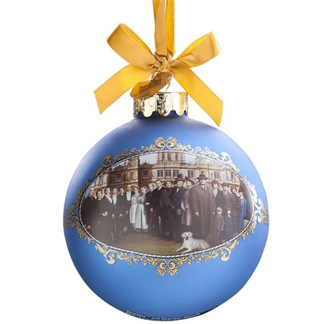 downton abbey ornament christmas ornament miles kimball