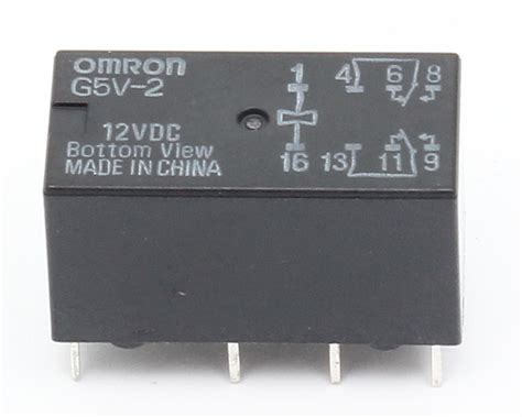 Relay My4n 12vdc New 12v 2a relay g5v 2 12vdc signal relay 8pin for omron relay