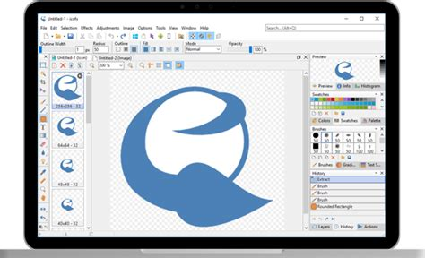 Editor Imagenes Png Online   icofx the professional icon editor