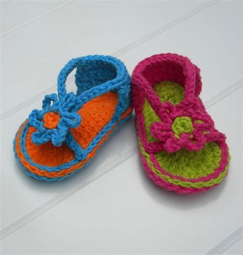 baby sandals crochet pattern baby strapey sandal crochet pattern immediate pdf file