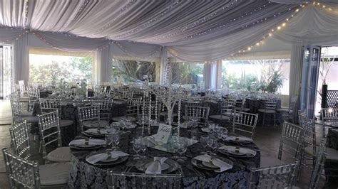 All Seasons Weddings   Affordable Durban Wedding Decor