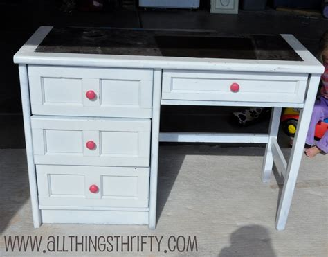 Refinish Desk by Refinishing A Desk