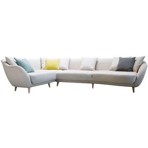 crescent shaped sofa uk mi casa decoracion corner sofas uk
