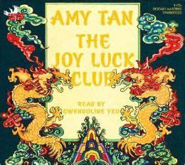 themes in the joy luck club by amy tan the joy luck club by amy tan 9781597771795 audiobook