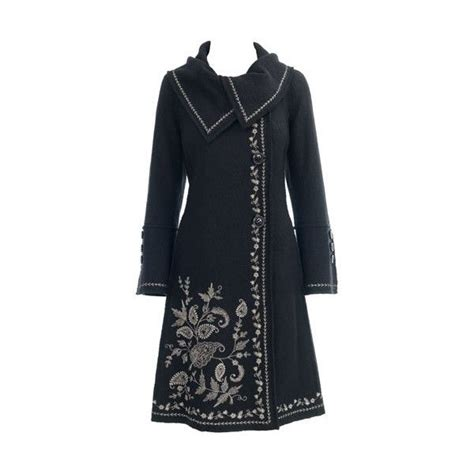 Embroidered Coat monsoon embroidered coat clothing