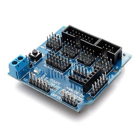 Expansion Board For Arduino Uno uno r3 sensor shield v5 expansion board for arduino alex nld
