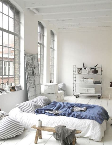 bed on floor ideas we re taking it back to basics with a mattress on the