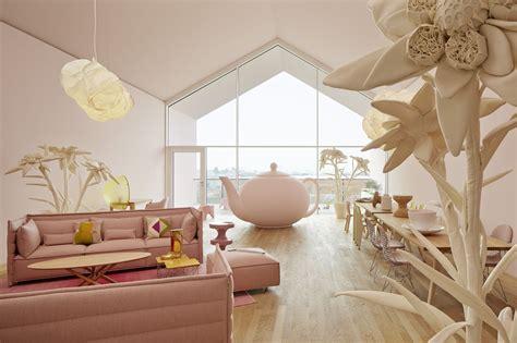 Loft Design Inspiration Vitra India Mahdavi Transforms The Loft Into Alice S