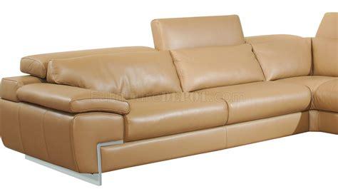 full leather sectional sofa mouton full leather oregon ii modern sectional sofa