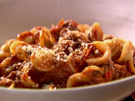 ina garten pasta recipes weeknight bolognese recipe ina garten food network