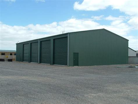 Steel Structure Shed by Transform Your Business With A Commercial Metal Building