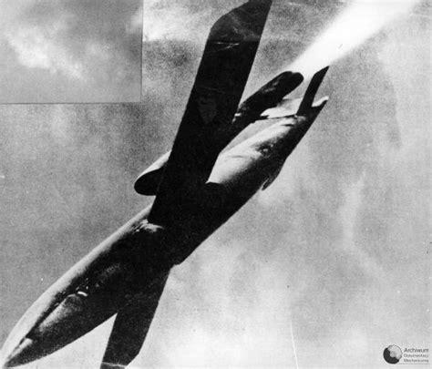 V 1 Flying Bombs Horsmonden Kent