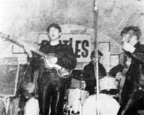 The Beatles 5 the beatles at the cavern club liverpool 5 april 1962