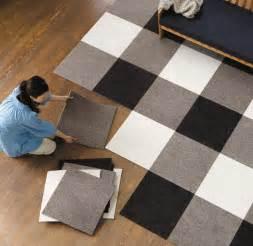 大掃除のついでに年末プチリノベ 洗えるタイルカーペット使ってみない iemo イエモ