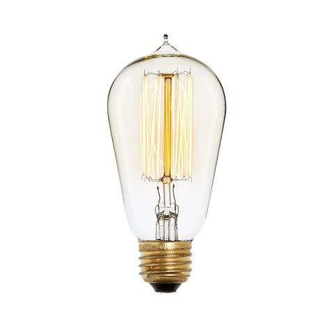 white edison bulbs lights bulbs edison bulbs bushwick st18 vintage