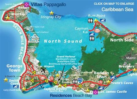 grand map location 25 best ideas about grand cayman on cayman