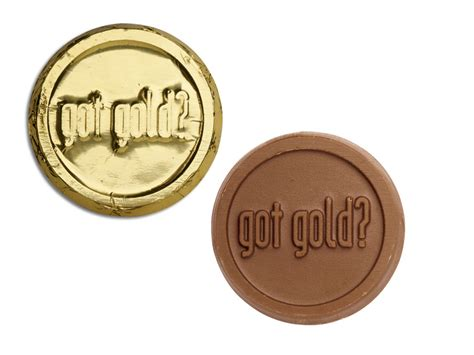 personalized chocolate coins custom chocolate medals