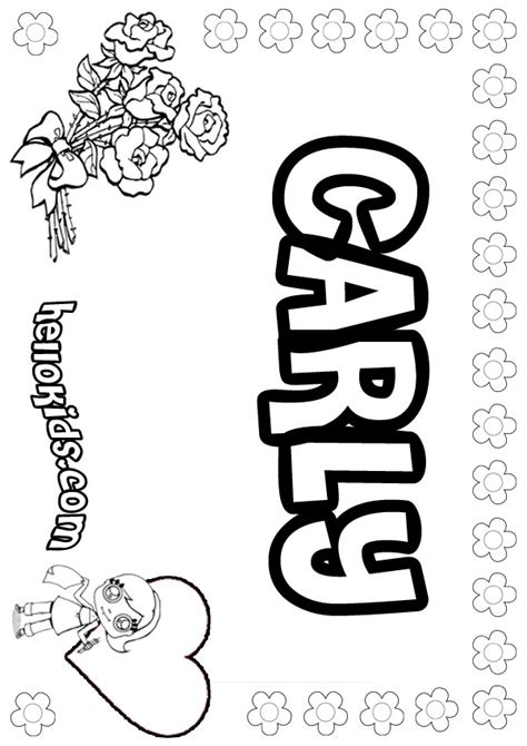 Sam From Icarly Free Coloring Pages Icarly Coloring Pages