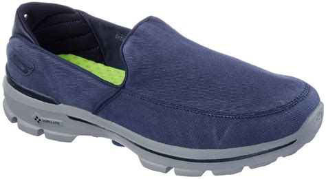 Skechers Go Walk City 3 Original skechers 53827 nvw s gowalk city chion walking