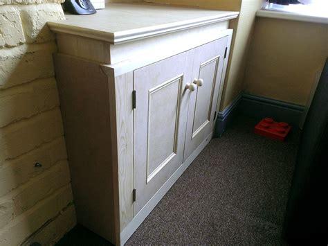 Meter Cupboard Doors - ben cardiff carpenter house and garden maintenance