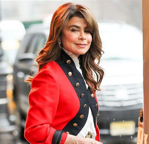 Paula Abdul Maintains That Shes Never Been by Paula Abdul Has Loads On Back Injury While