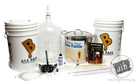 Brewers Best Brew Kettle - top homebrew kits for 2018 brewhoppin