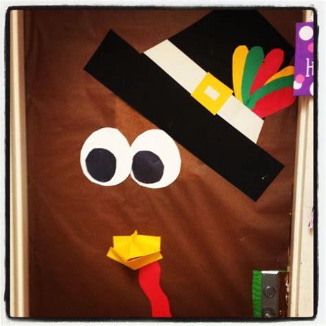 Turkey Door Decoration by 25 Best Ideas About Thanksgiving Classroom Door On