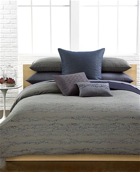 calvin klein bed set calvin klein pacific duvet cover sets bedding collections bed bath macy s