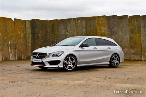 mercedes in la essai de la mercedes shooting brake l alliance de
