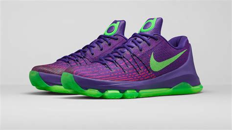 nike kd shoes nike unveils kevin durant s new shoe the kd 8 sporting news