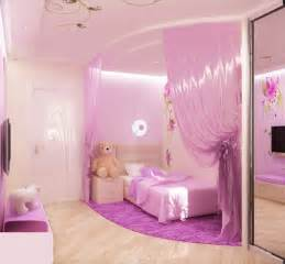 Pink Bedroom Ideas pink bedroom design for a little princess kidsomania