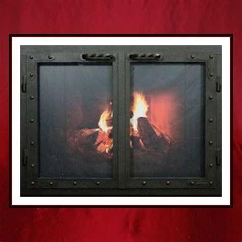 fireplace doors northshore fireplace