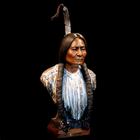 tatanka yotanka chief sitting bull sunti world art
