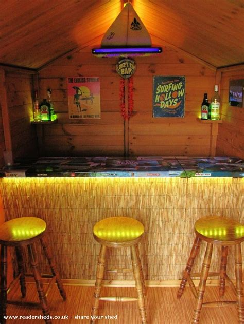 Shed Tiki Bar by Lodge S Tiki Bar Pub Entertainment From Wakefield Owned