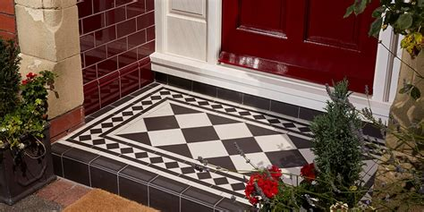 floor tiles small porch tile ideas