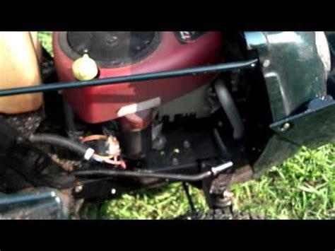 Riding Lawn Mower Will Not Start Household Repair Series