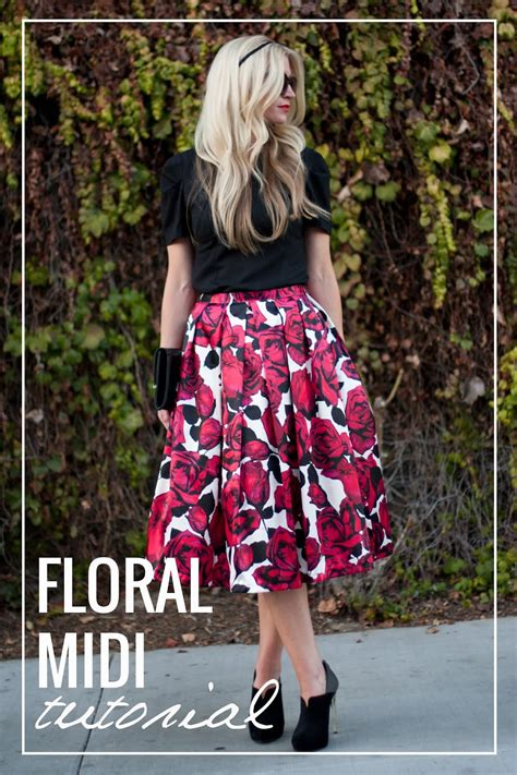 12 skirt tutorials for inspiration made simple