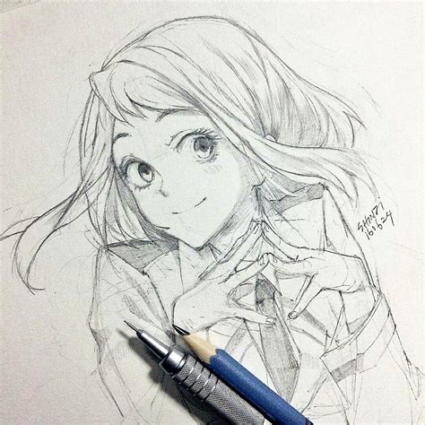 anime sketches anime sketches anime drawing pencil