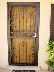 Doors Las Vegas by Steel Security Doors In Las Vegas With Design