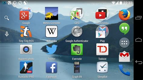stock android launcher android basculer le launcher stock en mode paysage infobidouille