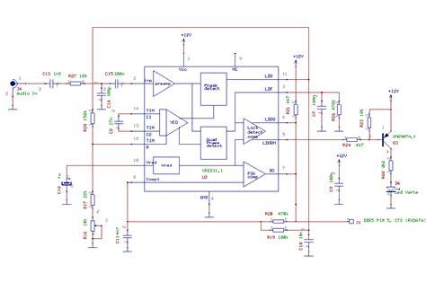modem circuit diagram modem circuit page 2 computer circuits next gr